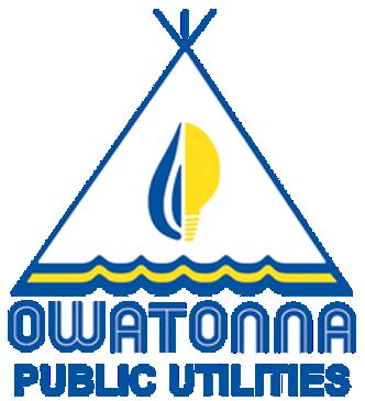 Owatonna Public Utilities Logo