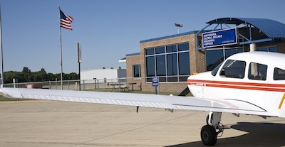 Airplane at Owatonna Airport
